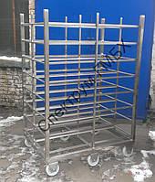 Тележки для заморозки продуктов 32 ящика, фото 1