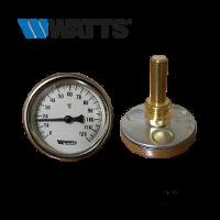 Термометр биметаллический аксиальный