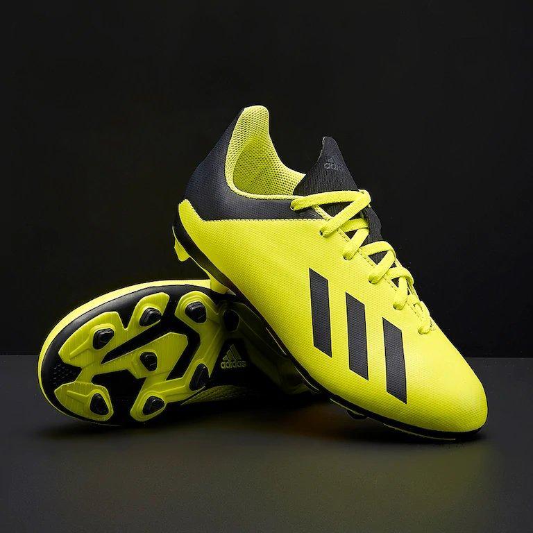 ede7b986 Детские Бутсы Adidas X 18.4 FxG Junior DB2420 (Оригинал) - Football Mall -  футбольный