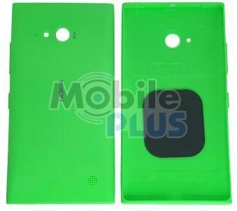Батарейная крышка для Nokia 730, 735, RM-1038, RM-1039 Green
