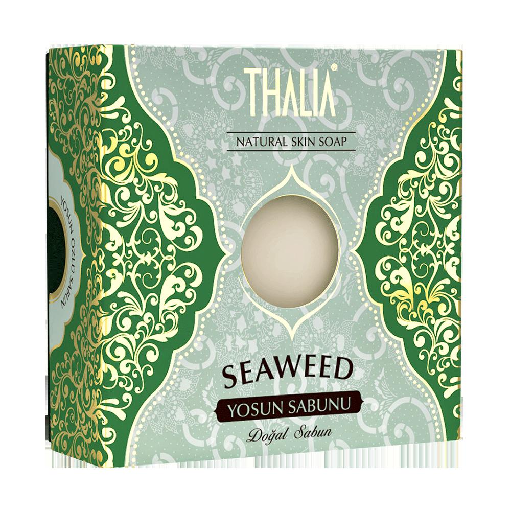 Натуральное мыло с водорослями THALIA, 125 г