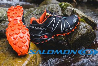 Чоловічі кросівки Salomon