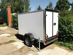 Прицеп-фургон для легкового авто