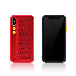 Чехол Remax Fantasy Series Case for iPhone X RM-1656 Red