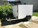 Прицеп-фургон для легкового авто, фото 2