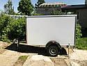 Прицеп-фургон для легкового авто, фото 3