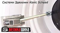 Сдвоенные колеса Schaad