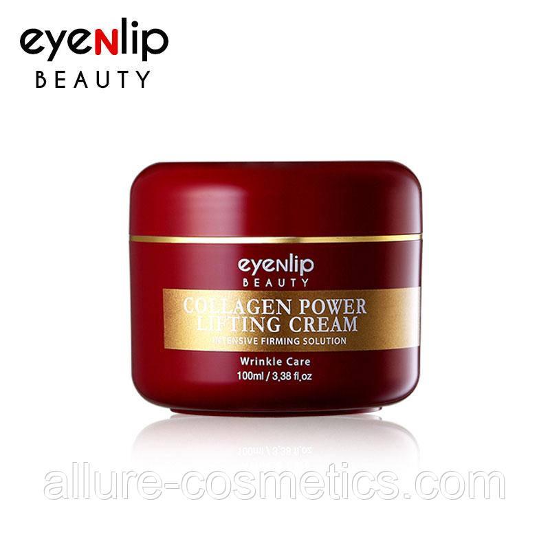 Крем для лица Eyenlip Collagen Power Lifting Cream