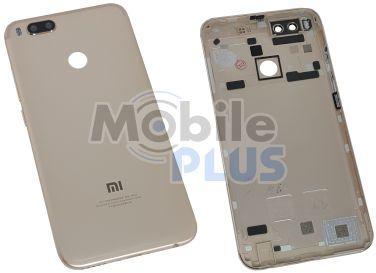 Батарейная крышка для Xiaomi Mi5x, MiA1 Gold