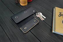 Ключница ручной работы VOILE ck1-blu-org, фото 3