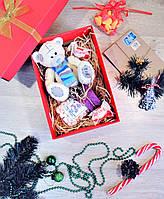 """Новогодний подарочный набор """"With Love"""" для любимой/любимого с именным поздравительным письмом"""