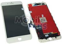 Дисплей для Apple iPhone 8 Plus с сенсорным экраном White