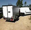 Прицеп-фургон для микроавтобуса, фото 2
