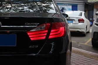 Ліхтарі Toyota Camry V50 тюнінг Led оптика (стиль лексус)