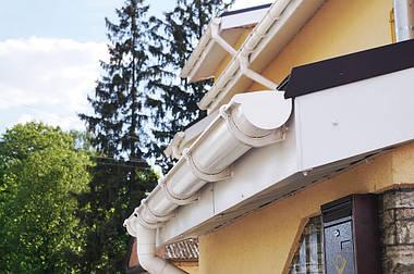 Колено Profil 75 белое, фото 2