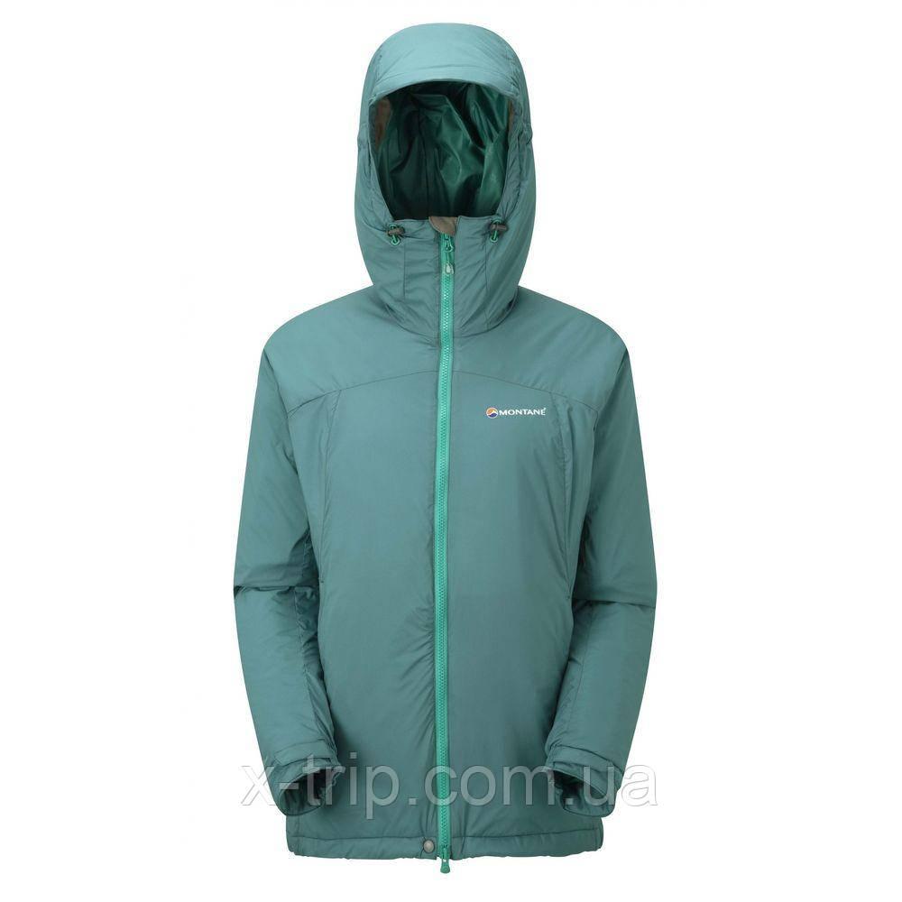 Куртка Montane Female Tierra Helada Jacket SIBERIAN GREEN, XS