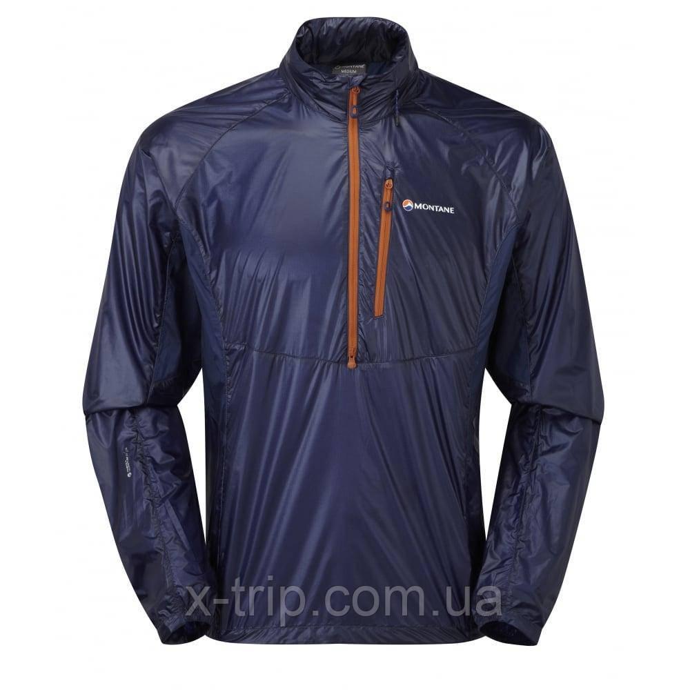 Куртка Montane Men's Featherlite Pro Pull-On ANTARCTIC BLUE, XL