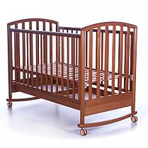 Детская кроватка Pali Ciak ciliegio с качалкой, фото 2