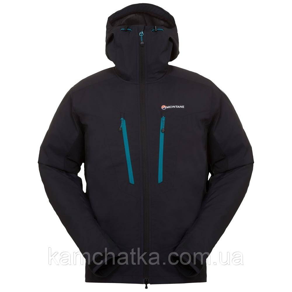 Куртка Montane Men's Windjammer Jacket BLACK, L
