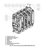 Котел VIADRUS Hercules U22 D 17.7 кВт (3 секції), фото 2
