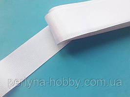 Тесьма лента репсовая широкая Стрічка репсова 40 мм. Туреччина