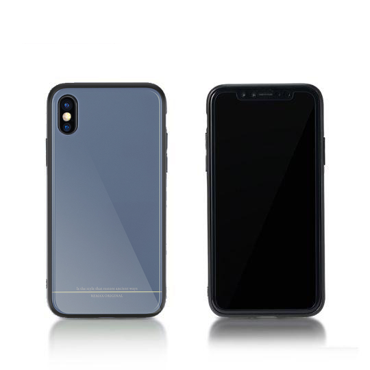 Чехол Remax Yarose (Luxury) Series Case for iPhone X RM-1653 Blue