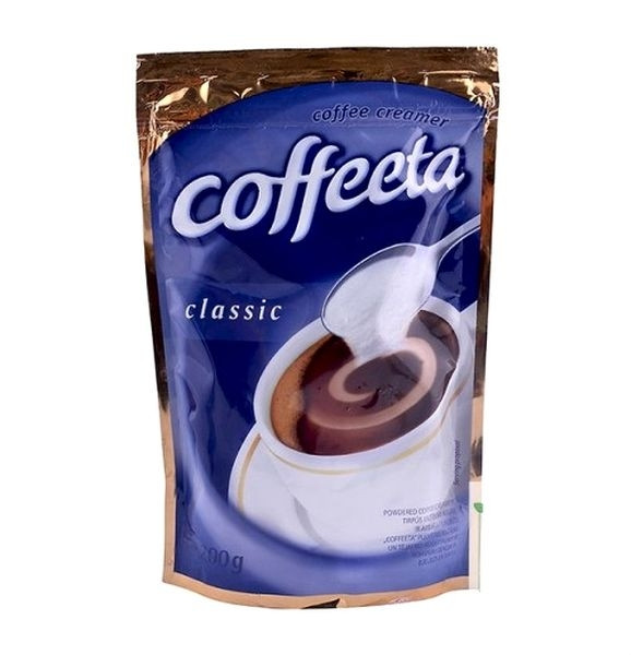 Вершки сухі Coffeeta Classic 200 г