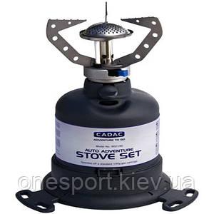 Пальник газовий портативний Auto Adventure Stove + сертификат на 50 грн в подарок (код 131-98336)