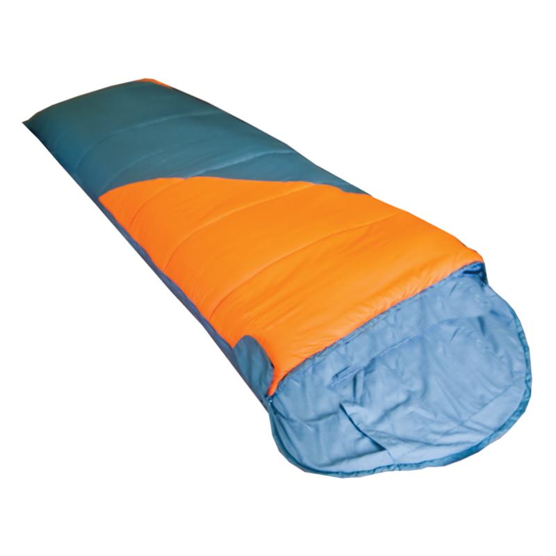 Спальный мешок Tramp Fluff Оранжевый / Серый R (TRS-037-R)
