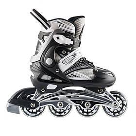 Роликовые коньки Nils Extreme NA0326A Size 30-33 Black