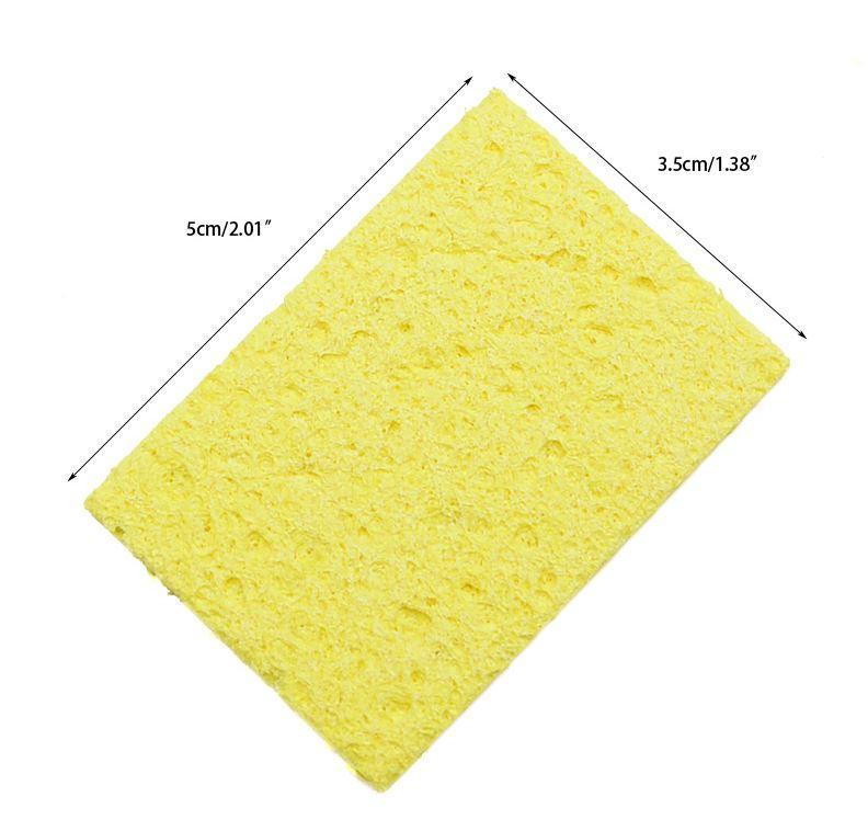 Губка для чистки жала паяльника 5x3.5 см