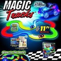 Magic Track игрушка-трек 220 дет.