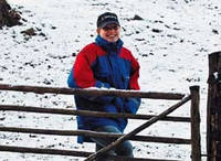 Куртка зимняя для работы на ферме DeLaval