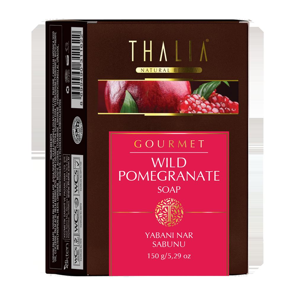Натуральное мыло с гранатом THALIA, 150 г