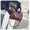 Кожаная женская сумочка , фото 4