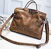 Кожаная женская сумочка , фото 6