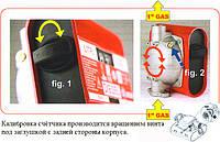 Расходомер жидкости механический для пищевых продуктов