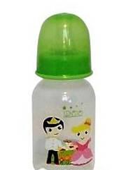Бутылочка для кормления 125 мл с латекс.кругл.соска PK 053*/L