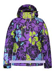 """Детская зимняя термокуртка для девочки """"Disumer"""" 817-1, размеры 128-164"""