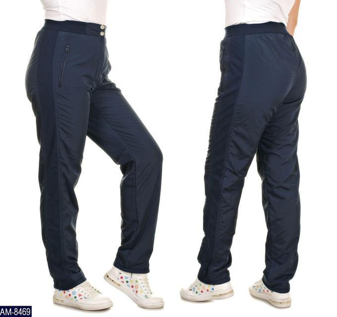 Женские зимние брюки на флисе раз. 48,50,52,54,56