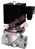 Клапан электромагнитный Ду 15, Ду 20, Ду 25, Ду 32, Ду 40, Ду 50 непрямого действия.