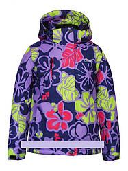 """Детская зимняя термокуртка для девочки """"Disumer"""" 817-3, размеры 128-164"""