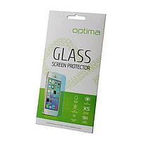 Защитное стекло Optima для Sony Xperia C (Сони Иксперия Ц)