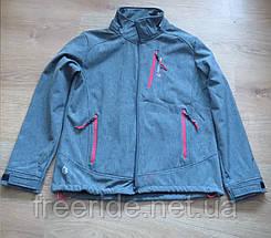Софтшелл женский Legenders Sports (2XL) куртка на флисе, фото 3