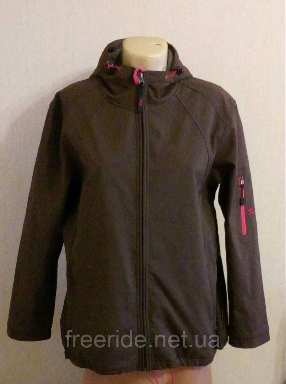 Куртка софтшелл женский RODEO TEC Wear (XL)