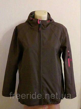 Куртка софтшелл женский RODEO TEC Wear (XL), фото 2