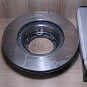 Диск тормозной Газель передний 104 мм (пр-во ГАЗ), фото 2
