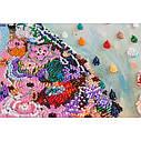 Набор для вышивки бисером на холсте «Благородный олень», фото 6