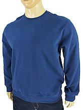 Турецький чоловічий светр Better Life 529 B indigo у великому розмірі