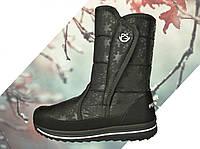 Дутики женские зимние угги Pretty Style 203 размер 37 Черные